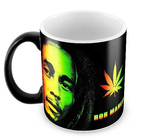 Caneca Mágica - Bob Marley