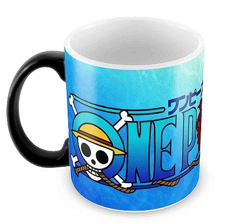 Caneca Mágica  - One Piece