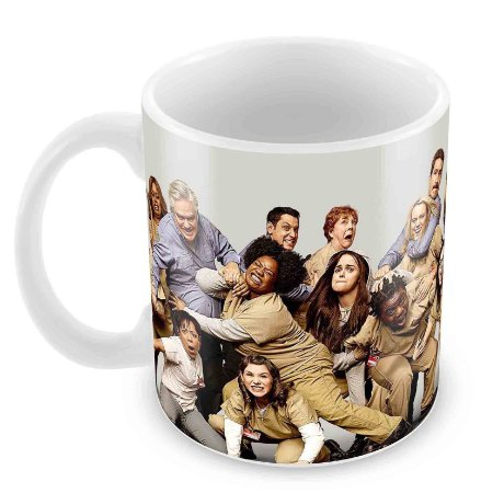 Caneca Branca - Orange is the New Black II