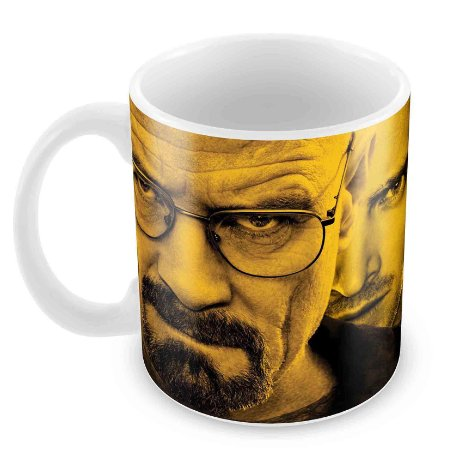 Caneca Branca - Breaking Bad - 2