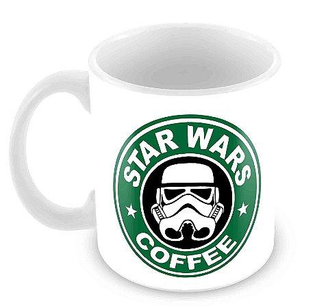 Caneca Branca - Star Wars Café