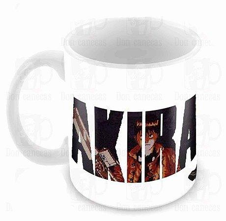 Caneca Branca - Akira