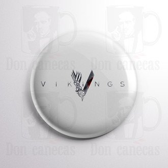 Botton - Vikings - Logo