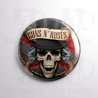 Botton - Guns n´ Roses
