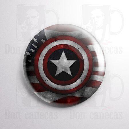 Botton - Capitão America III