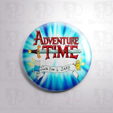 Botton - Hora da Aventura - Logo