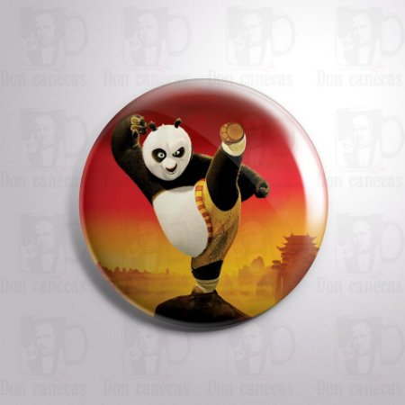 Botton - Kung Fu Panda