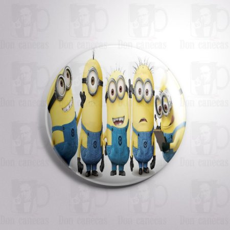 Botton - Minions IV