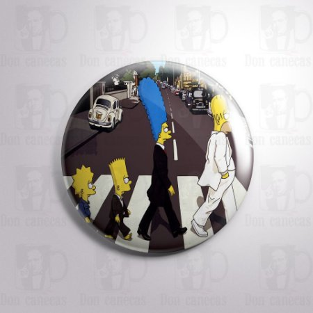 Botton - Simpsons VIII