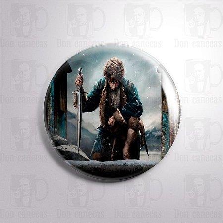 Botton - O Hobbit - Bilbo