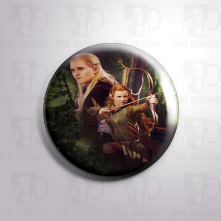 Botton - O Hobbit V