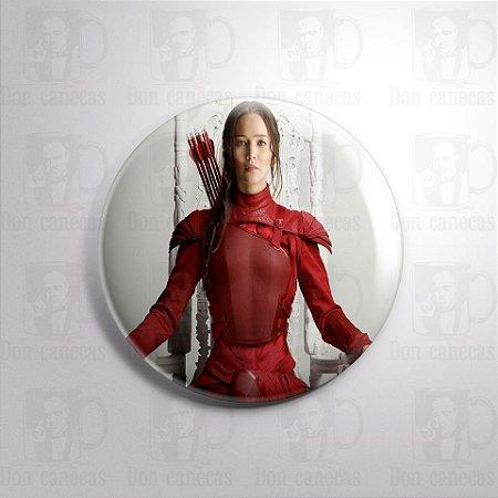 Botton - Jogos Vorazes - Katniss