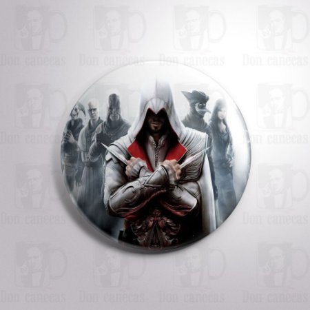 Botton - Assassins Creed