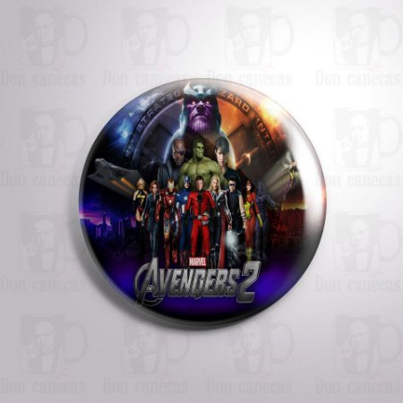 Botton - Vingadores II