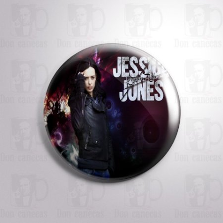Botton - Jessica Jones IV