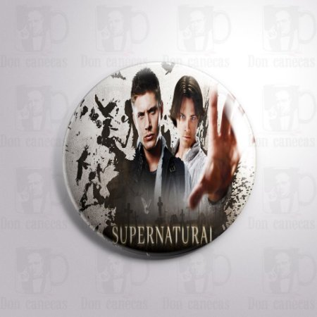 Botton - Supernatural III