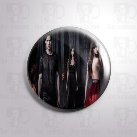 Botton - Vampire Diaries III