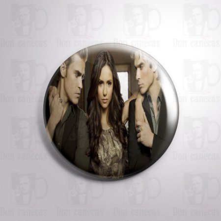 Botton - Vampire Diaries IV