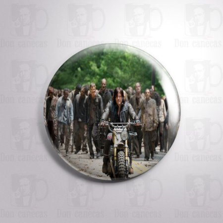 Botton - Walking Dead IX