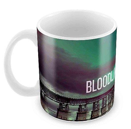 Caneca Branca - Bloodline