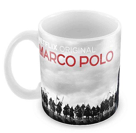 Caneca Branca - Marco Polo - II