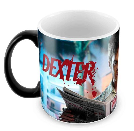 Caneca Mágica  - Dexter - Miami Star