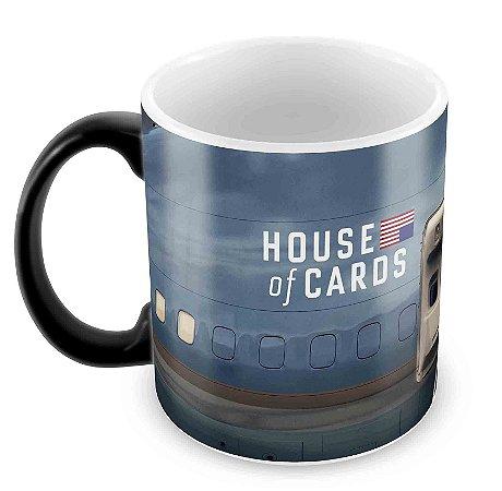 Caneca Mágica  - House of Cards - II