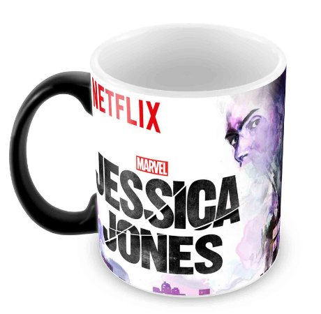 Caneca Mágica  - Jessica Jones - V