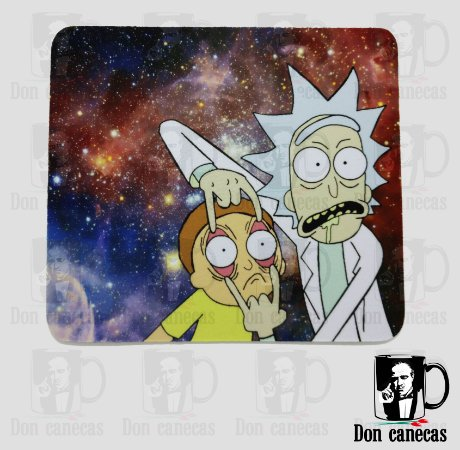 Mouse Pad - Ricky and Morty