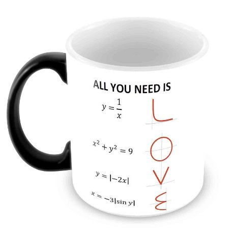 Caneca Mágica  - All You Need is Love