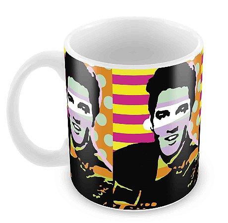 Caneca Branca - Elvis Presley
