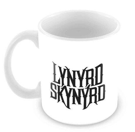 Caneca Branca - Lynyrd Skynyrd