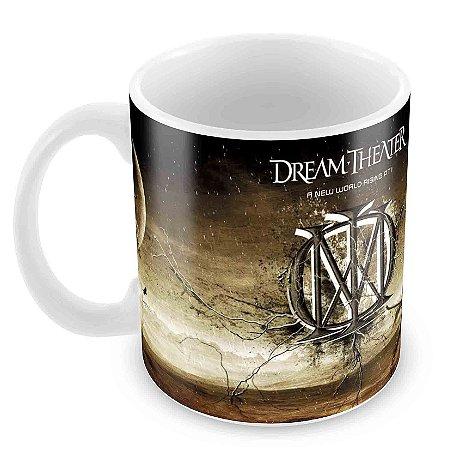 Caneca Branca - Dream Theater