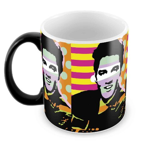 Caneca Mágica  - Elvis Presley