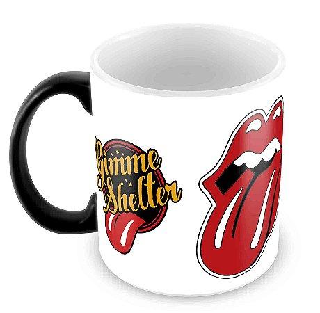 Caneca Mágica  - Rolling Stones