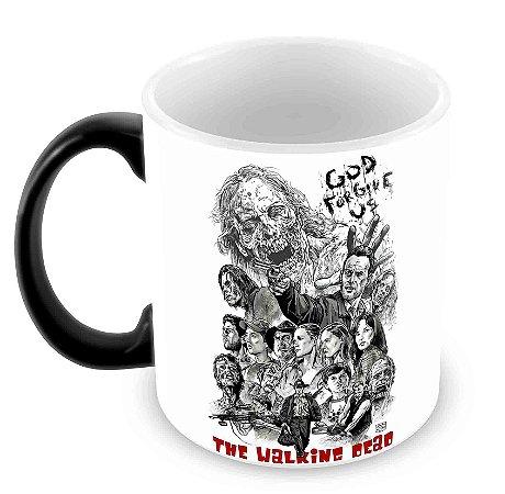 Caneca Mágica - The Walking Dead - God