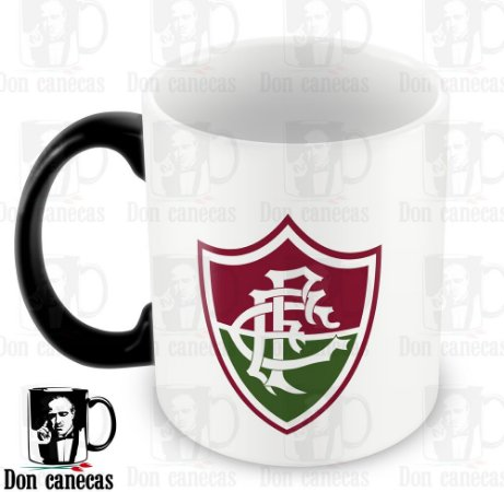 Caneca Mágica - Fluminense - Símbolo