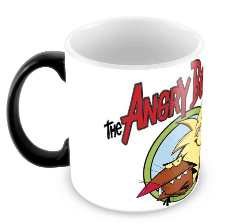 Caneca Mágica - Angry Beavers