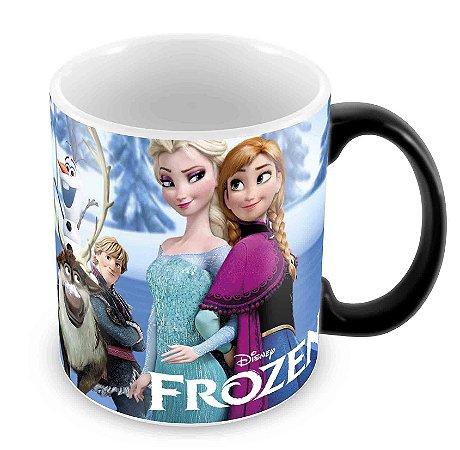 Caneca Mágica - Frozen 2
