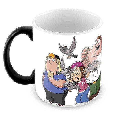 Caneca Mágica - Family Guy