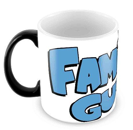 Caneca Mágica - Family Guy - Logo