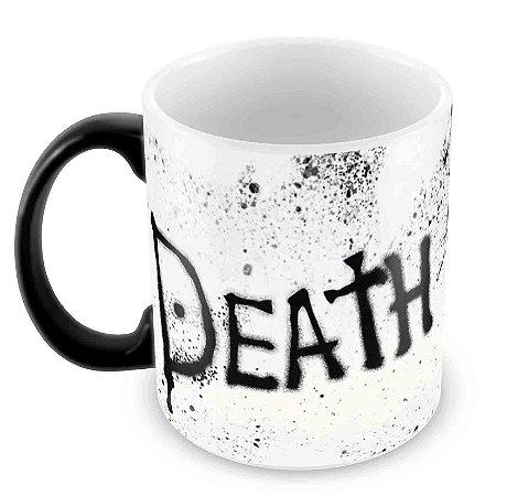 Caneca Mágica - Death Note - Logo