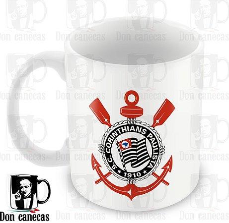 Caneca Branca - Corinthians - Símbolo 2