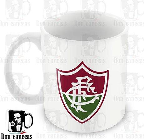Caneca Branca - Fluminense - Símbolo