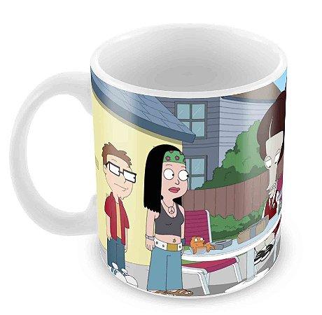 Caneca Branca - Family Guy 2