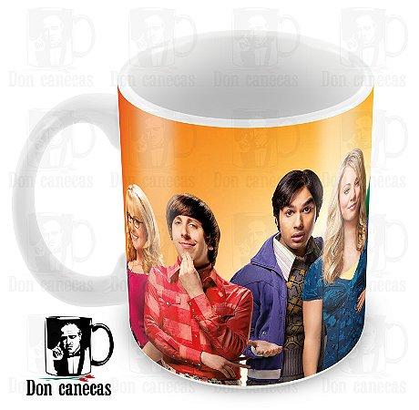 Caneca Branca - The Big Bang Theory - Oferta Única