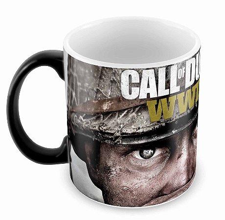 Caneca Mágica - Call of Duty - WWII