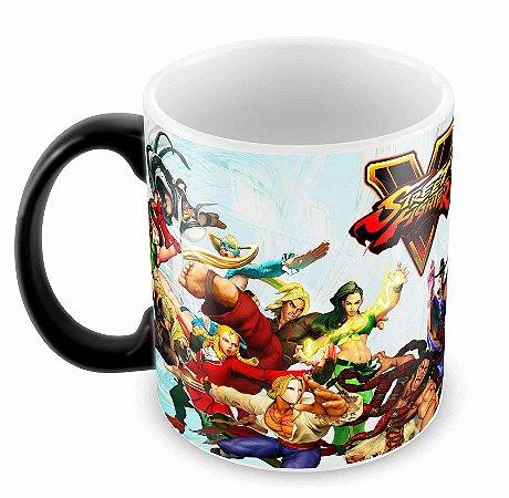 Caneca Mágica - Street Fighter V