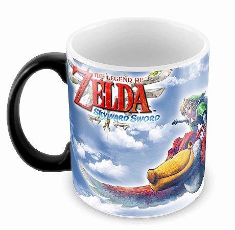 Caneca Mágica - Zelda