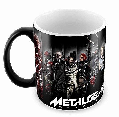 Caneca Mágica - Metalgear Revenge